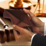 Защита банкротов во время судебных разбирательств