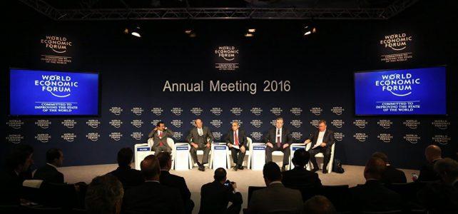 Россия на Всемирном экономическом форуме в Давосе
