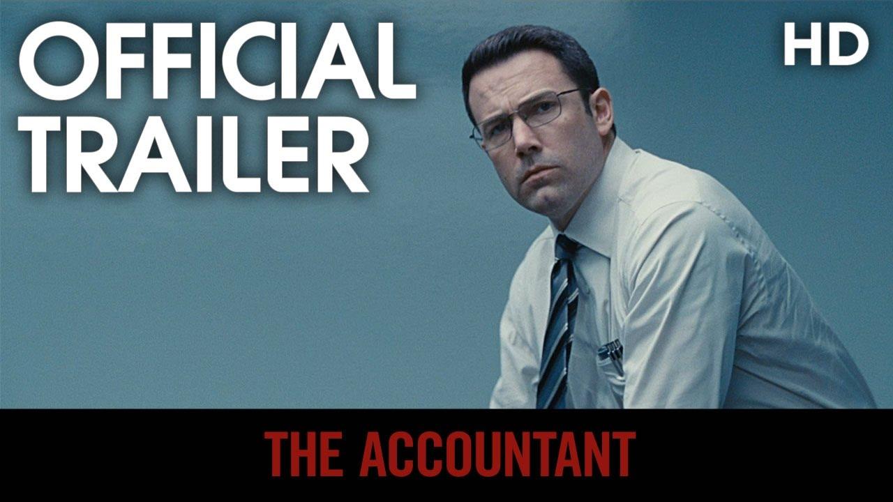 Accountant 2016 - официальный трейлер