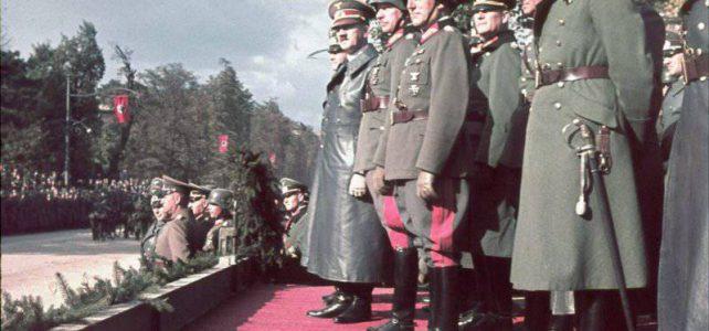Как началась Вторая Мировая Война: события 78-летней давности