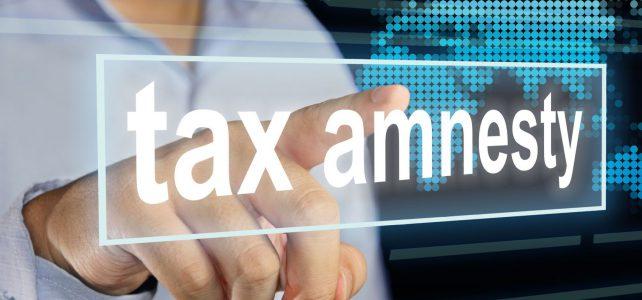Налоговая Амнистия (Результаты в Цифрах)