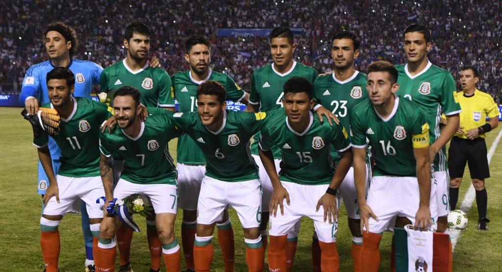 Сборная Мексики по Футболу 2018