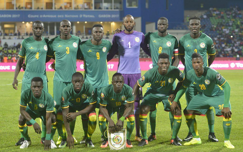 Сборная Сенегала по Футболу 2018