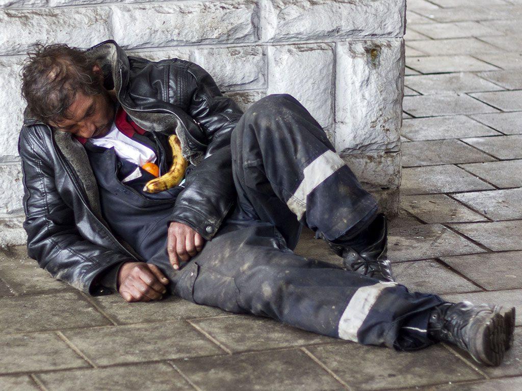 Обиталище бездомных зачастую становится местом, где скрываются преступники, социально опасные элементы, тут могут спрятаться даже террористы, и найти их никогда не удастся.