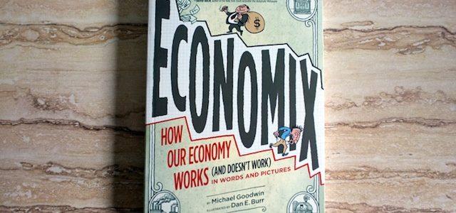 Комиксы Экономикс для Полезного Чтения Арбитражных Управляющих и их Клиентов: Вспоминаем и Анализируем Экономику