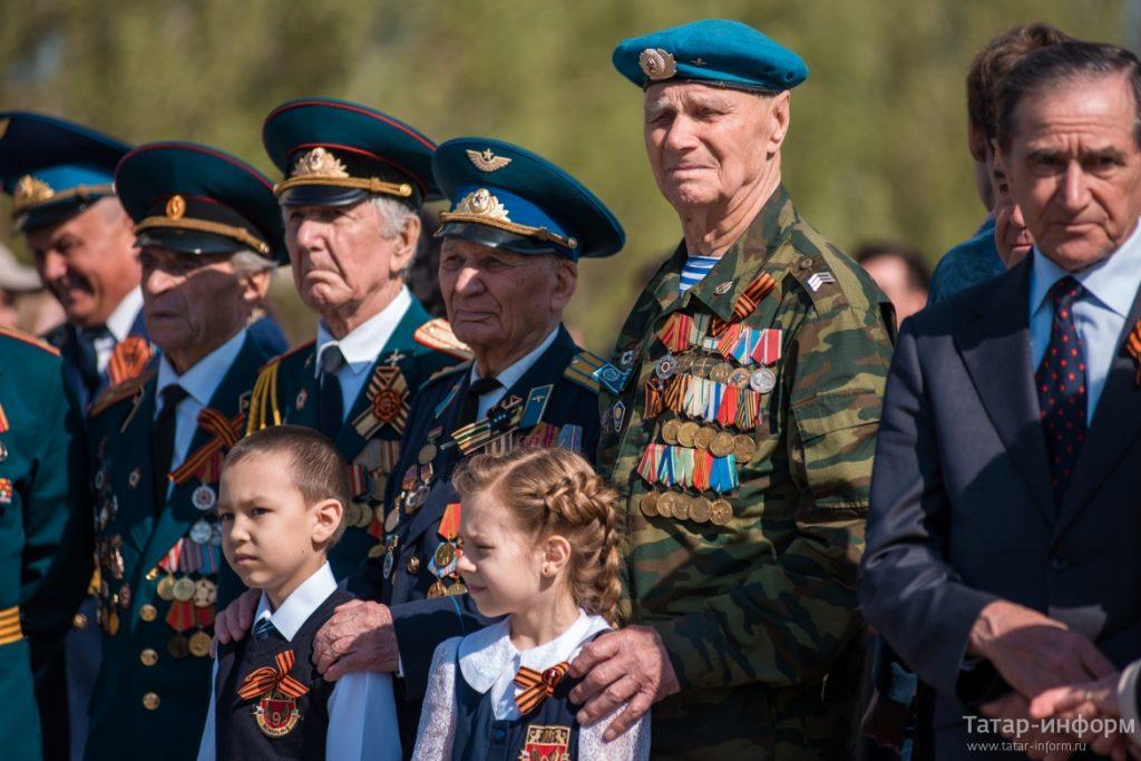 С 2012-го, в дополнение к мероприятиям на 9 Мая, берет своё начало шествие Бессмертный полк.